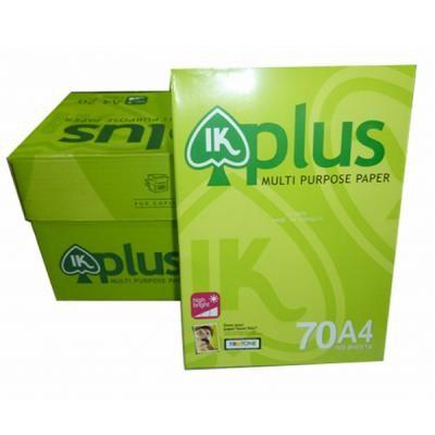 【芥菜籽文具】IK PLUS A4 影印紙 70磅 (500張/包)