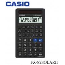 【芥菜籽文具】//CASIO 卡西歐// FX-82SOLAR II 工程用計算機、計算機 (國家考試專用機)