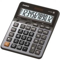 【芥菜籽文具】//CASIO 卡西歐// GX-120B  12位數桌上型計算機-黑灰色