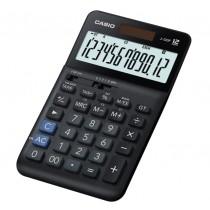 【芥菜籽文具】//CASIO 卡西歐// J-120F 12位數 輕巧型雙電源稅率商用計算機 雙電力(太陽能/電池)
