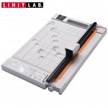 【芥菜籽文具】//LIHIT LAB//A4滾輪式裁紙器 M-30 (附直線刀&虛線刀具)