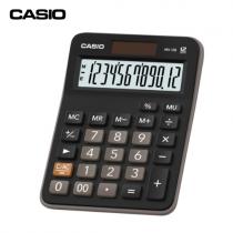 【芥菜籽文具】//CASIO 卡西歐//  MX-12B /12位數 /商務計算機/雙電源設計