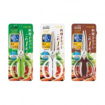 【芥菜籽文具】//PLUS 普樂士// 可拆式 料理剪刀  SC-200SW