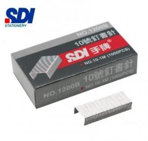 【芥菜籽文具】//SDI 手牌文具 //10號訂書針 1200B (1000支/小盒) 4711734120006