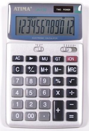 【芥菜籽文具】//ATIMA//JA-120 /12位元數/ 雙電源/ 快速運算IC