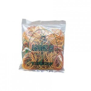 【芥菜籽文具】橡皮圈、橡皮筋 (#18) 1/2磅