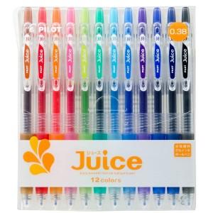 【芥菜籽文具】// PILOT 百樂文具 //LJU-120UF-S12 Juice果汁筆(0.38)12色組