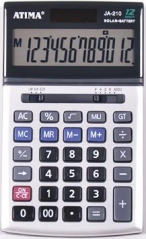【芥菜籽文具】//ATIMA//JA-210 /12位元數/ 雙電源 / 快速運算IC