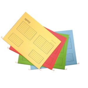 【芥菜籽文具】//Bantex//3470吊夾紙(B4)25個/盒