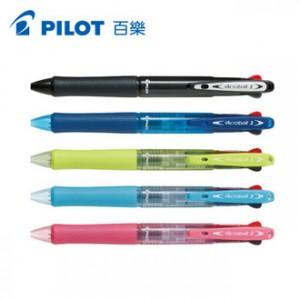 【芥菜籽文具】// PILOT 百樂文具 //三色輕油舒寫筆 BKAB-40F (0.7mm)
