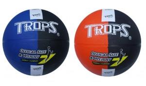 【芥菜籽文具】//成功體育文具 // 球類用品 //雙色刻字籃球(黑紅#40172B1、.黑藍#40172B)
