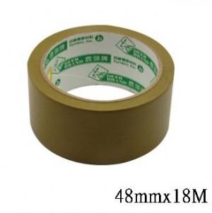 【芥菜籽文具】//四維鹿頭牌 // PVC可撕式封箱膠帶 48mm*18M (單包裝)