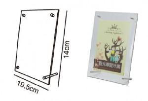 【芥菜籽文具】//台灣聯合文具 WIP //4X6立棒式型錄展示架T1914 4718055019149