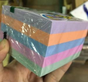 【芥菜籽文具】3M POST-IT 狠黏利貼便條紙五色組合包 #654-5SSNRP