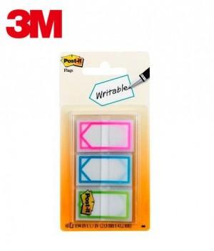 【芥菜籽文具】3M POST-IT // 抽取式印刷箭頭標籤 682-AW  3條/包  0051141371863