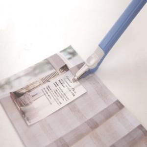 【芥菜籽文具】//足勇文具//除針器系列/ NO.70008 易推型除針器