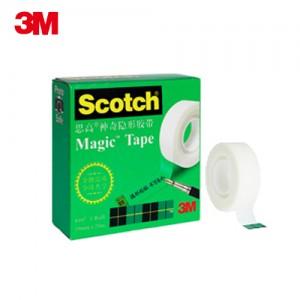 【芥菜籽文具】3M SCOTCH // 810 隱形膠帶系列補充包 810-1/2 (1捲 / 盒)0021200222153