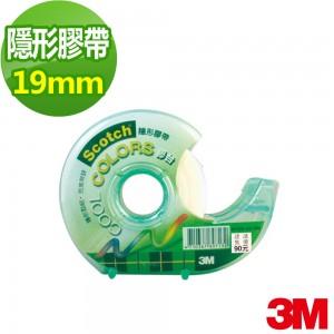 【芥菜籽文具】3M SCOTCH // 810 隱形膠帶台系列 810D-3/4 (19mm) 4710367897132