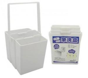 【芥菜籽文具】//台灣聯合文具 WIP //三合一筆洗盒NC113 4718055001137