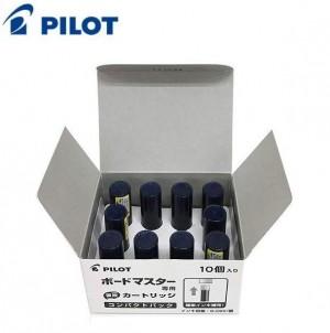 【芥菜籽文具】//PILOT百樂文具//卡式白板筆專用卡水(量販版)P-WMRF-80-10 (10入/盒)藍色