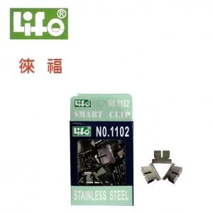 【芥菜籽文具】//LIFE徠福//NO.1102 非訂書針(中) 16mm(12小盒/中盒)