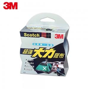 【芥菜籽文具】3M SCOTCH // 超強大力膠系列//  130DC.131DC //灰.黑