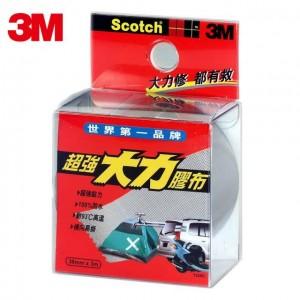 【芥菜籽文具】3M SCOTCH // 超強大力膠系列// 132DC.133DC //灰.黑
