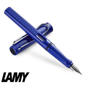 【芥菜籽文具】// 德國 LAMY // SAFARI 狩獵者系列鋼筆 #14 藍  德國原裝