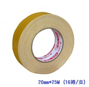 【芥菜籽文具】//四維鹿頭牌 // 萬黏雙面膠帶 布雙面膠帶 (20mm*25M) 16捲/支