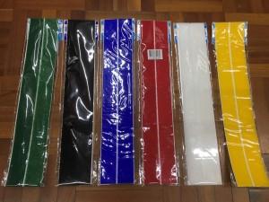【芥菜籽文具】//鴻昌 波斯貓// 黏扣帶、魔鬼氈、魔術帶 (30cm) 1組/包