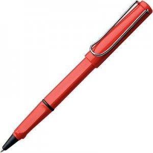 【芥菜籽文具】// 德國 LAMY // SAFARI 狩獵者系列鋼珠筆 #316 紅 (德國原裝)