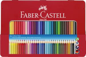 【芥菜籽文具】//FABER-CASTELL 輝柏//  握得住好點子水性彩色鉛筆36色 112435