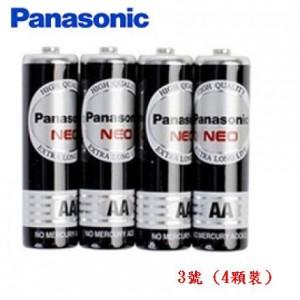 【芥菜籽文具】//Panasonic國際牌// 國際電池 黑猛電池 碳鋅電池--3號  (60顆/盒)