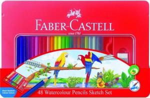 【芥菜籽文具】//FABER-CASTELL 輝柏//  紅色系 水性彩色鉛筆 48色 115939