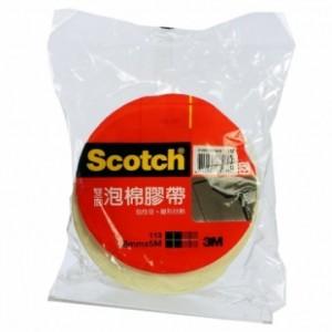 【芥菜籽文具】//3M SCOTCH // 113 雙面泡棉膠帶系列 48MM×5M (6捲/盒) 4710367836384