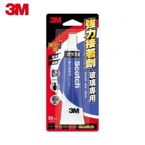 【芥菜籽文具】//3M SCOTCH // 強力膠 強力接著劑 6425-玻璃專用 (30ml)