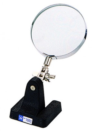 【芥菜籽文具】//LIFE徠福//馬蹄型放大鏡 NO.7603