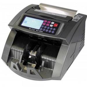 【芥菜籽文具】六國貨幣頂級專業型點驗鈔機 BJ-680 (台幣/人民幣/美金/歐元/日圓/港幣)