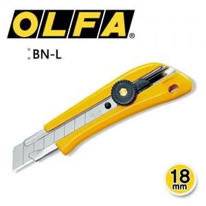 【芥菜籽文具】//OLFA// 大型美工刀BN-L型