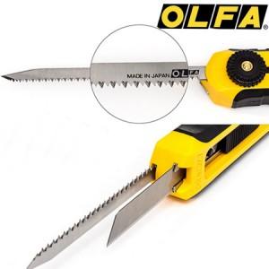 【芥菜籽文具】//OLFA// 專業級刀鋸兩用刀CS-5型