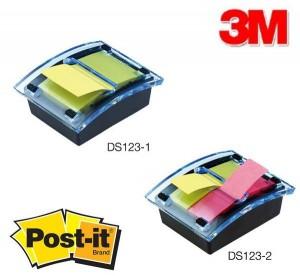 【芥菜籽文具】3M POST-IT 利貼抽取式便條台 DS123-1 //DS123-2