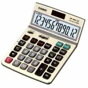 【芥菜籽文具】//CASIO 卡西歐// DW-120MS /12位數/ 可摺式螢幕/ 稅率計算/太陽能及電池併用