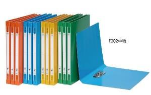 【芥菜籽文具】//同春牌// 中間強力夾、彈簧夾-環保PP合成紙 F202 單夾(24個/箱)