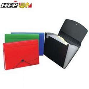 【芥菜籽文具】//HFP WP超聯捷// 12層分類風琴夾(A4) 環保無毒 F4302