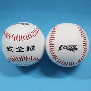 【芥菜籽文具】鐵人體育文具 // 球類用品// 安全軟式縫線棒球 SB30260// 4718761090180