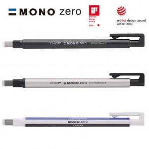 【芥菜籽文具】//TOMBOW 蜻蜓牌// MONO ZERO 細字橡皮擦 EH-KUS(角型)