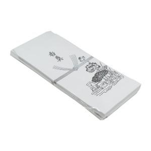 【芥菜籽文具】白包、白禮袋、蓮花袋(50入/束)