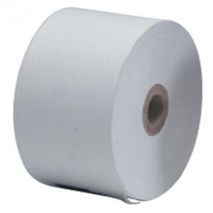 【芥菜籽文具】空白紙捲 二聯式收銀機紙卷 40mm*70mm(5捲/支) 空白