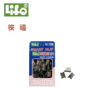 【芥菜籽文具】//LIFE徠福//NO.1088 非訂書針(小) 13mm(12小盒/中盒)