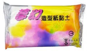 【芥菜籽文具】紙黏土 紙粘土 夢幻造型紙黏土 (480g)